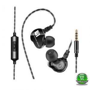 Double Moving CK9 Headphone