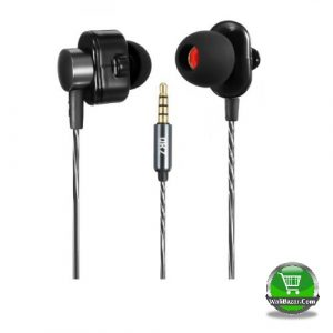 QKZ DM Black Headphone