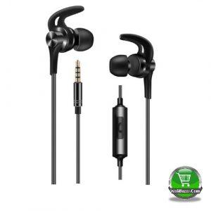 QKZ DT1 Black Headphone