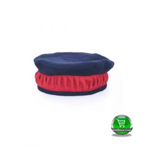 Red and Blue New Afgani Cap