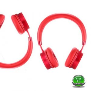Remax 520HB Red Bluetooth Headphone