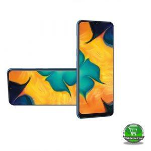 SAMSUNG Galaxy A30 Smartphone-RAM 4 GB-Super AMOLED-Black