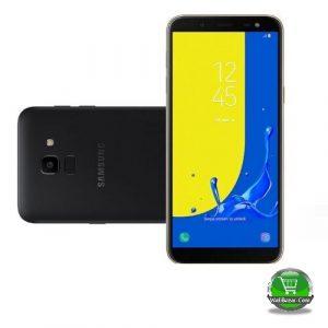 Samsung Galaxy J6 Black 3/32