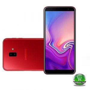 Samsung Galaxy J6 Plus Red 3/32
