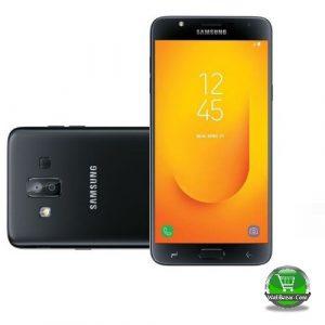 Samsung Galaxy J7 Duo Black 5.5 inch Display