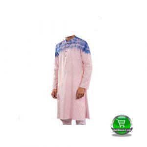 Sleeve Slim Fit Cotton Panjabi