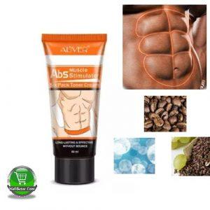 Muscle Training Cream Stimulator