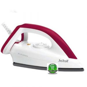 Tefal Red White Dry Iron