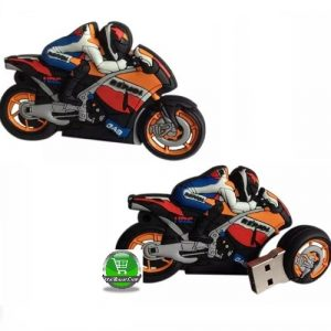 64 GB Pendrive Motorbike Shape