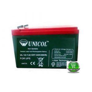Unicol UPS Battery 12 V-70A