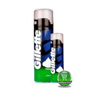 Gillette Menthol Shaving Foam