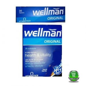Wellman Vitabiotics Original Tablets
