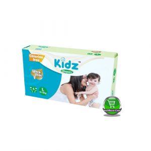 Diapers L 9-13kg