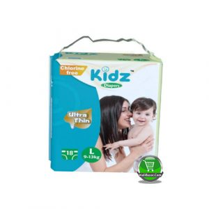 kidz Diapers L
