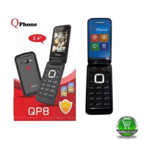 Q Folding Mobile Phone Dual Sim
