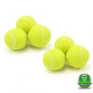 Extra Duty lime tennis ball