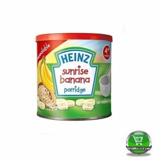 Sunrise Banana Porridge