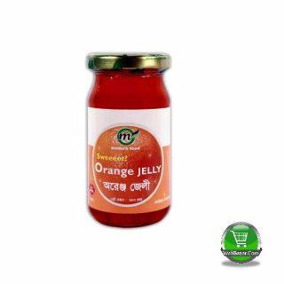 Modern Herbal Orange Jelly
