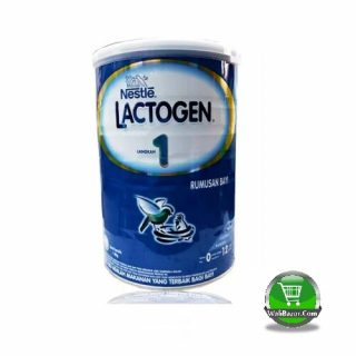 Lactogen 1 from Birth to 12 months Malaysia