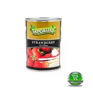 Saporito Strawberry Pie Filling