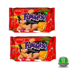 Munchy's Funmix Biscuit Malaysia