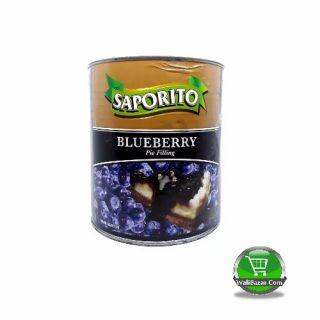Saporito Blueberry Pie Filling
