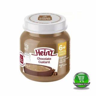 Heinz Chocolate Custard 6+ Months Baby