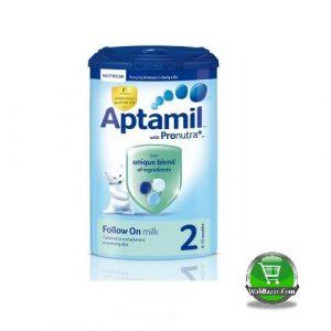 Aptamil Stage 2 Follow On Milk Powder From 6-12 Months