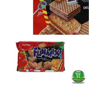 Munchy's Funmix Assorted Biscuit Malaysia