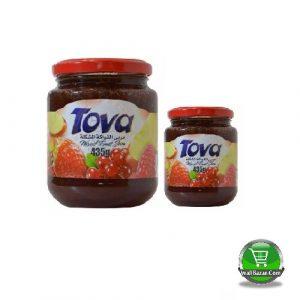 Tova Mixed Fruit Jam