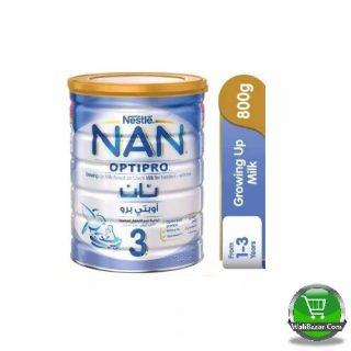 NAN 3 optipro Growing Up Milk (Dubai)