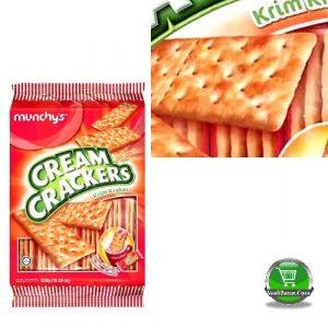Munchy's Cream Crackers Biscuits