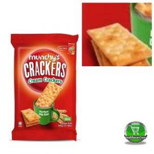 Munchy's Cream Cracker Malaysia