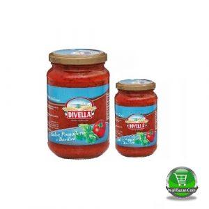 Salsa Pomodoro e Basilico