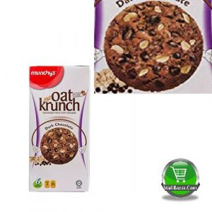 Dark Chocolate Cookies Oat Krunch