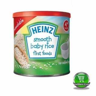 Smooth Baby Rice First Foods From 4 Months+ Baby