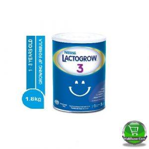 LACTOGROW 3 TIN