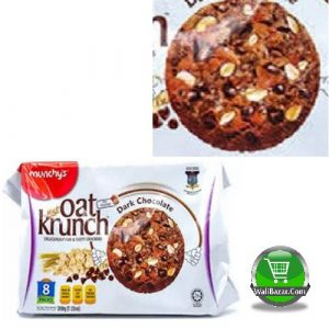 Munchy's Oat Krunch Crackers Dark Chocolate