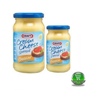 Kraft Cream Cheese Spread Cheddar