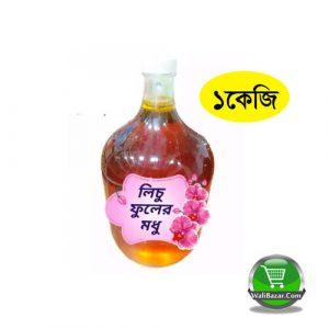 Natural Mustard Flower Honey