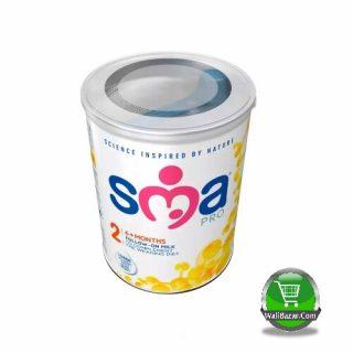 SMA 2 Milk Powder 6 to 12 month