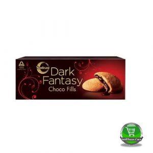 Choco Fills Dark Fantasy Biscuit