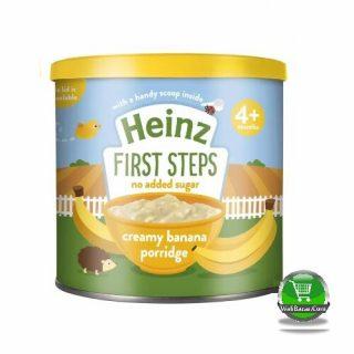 Heinz Creamy Banana porridge From