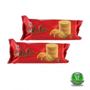 Spicy Flavoured Potata Biscuit