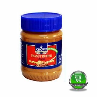 Crown Peanut Butter Chunky
