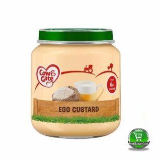 Cow & Gate Egg Custard From 6 Months