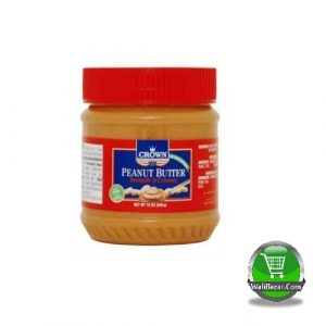 Crown Peanut Butter Smooth & Creamy