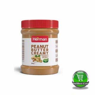 Peanut butter creamy yummier