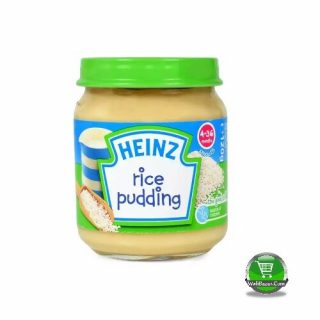 Rice Pudding 4-36+ Heinz Months Baby