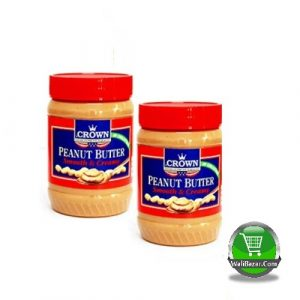 Crown Peanut Butter Smooth&Creamy